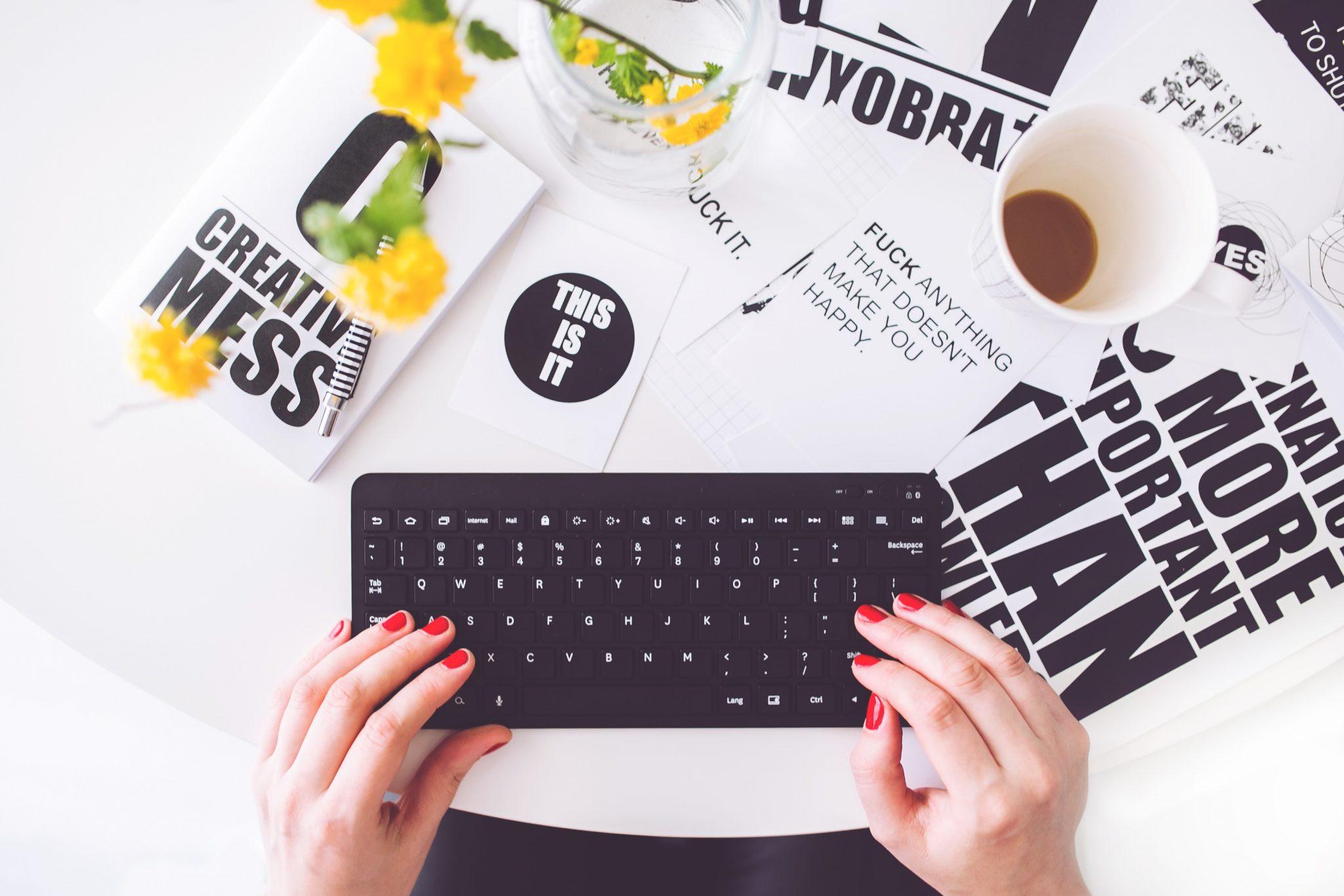 creating a blog